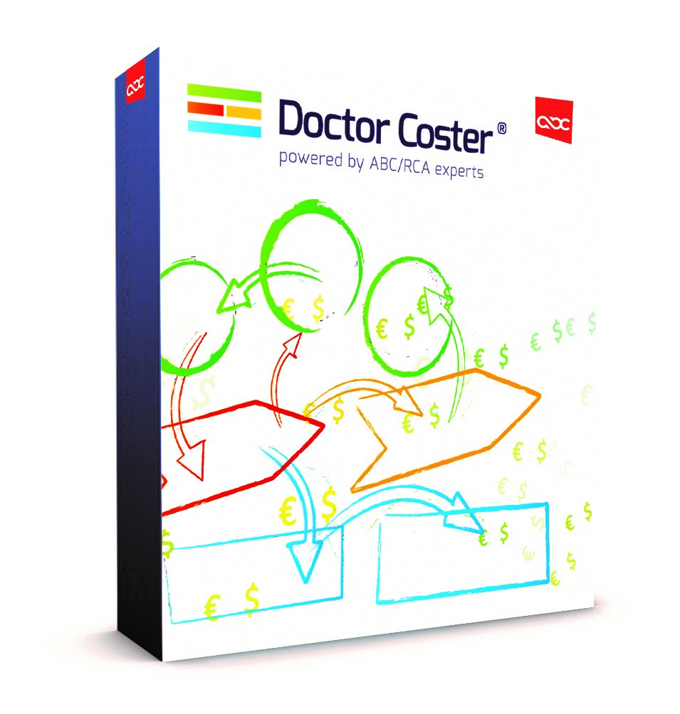 Pudełko Doctor Coster