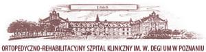 Ortopedyczno-rehabilitacyjny szpital Kliniczny Im. Wiktora Degi