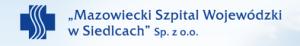 Mazowiecki Szpital Wojewódzki w Siedlcach Sp. z o. o.