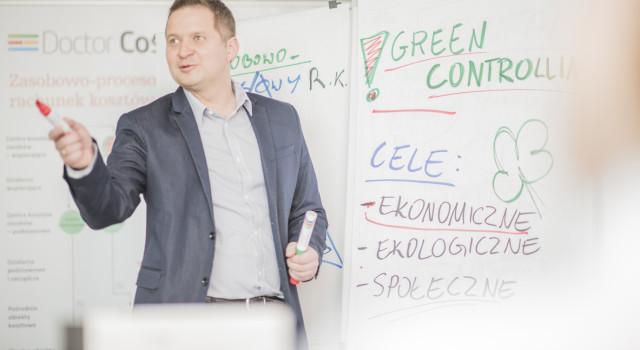 Konferencja controllingowa Zielinski