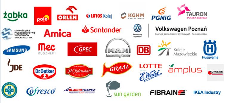 klienci logotypy