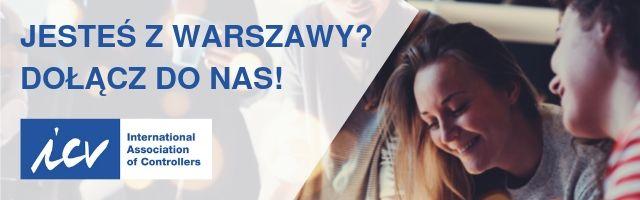 Dołącz do Grupy Roboczej ICV Warszawa